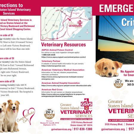 Emergency/Critical Care Brochure_Outside